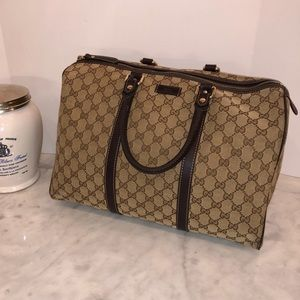 Gucci Top Handle Joy Boston Bag good condition 😎